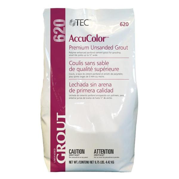 TEC AccuColor 927 Lt Pewter 9.75lb Unsanded Grout