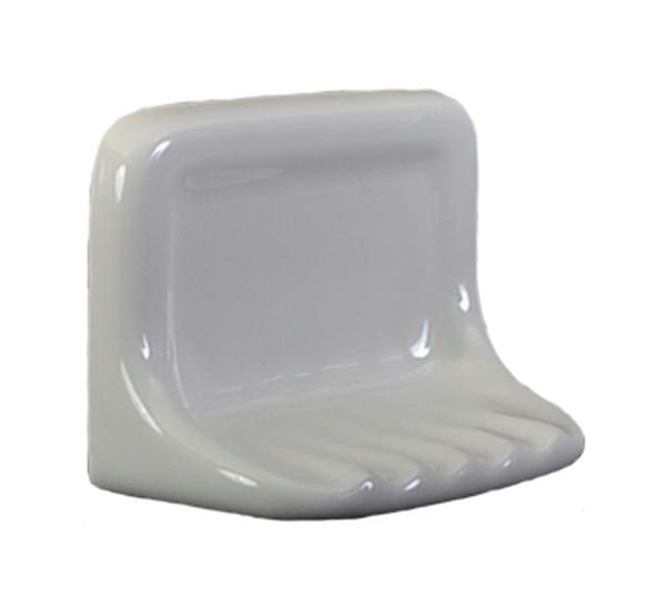 Soap Dish White 5x7