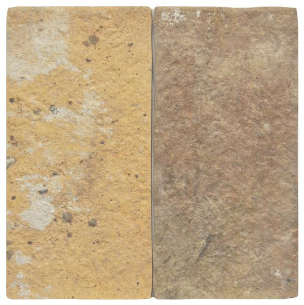 London Multicolor Brick 5x10 Porcelain Tile