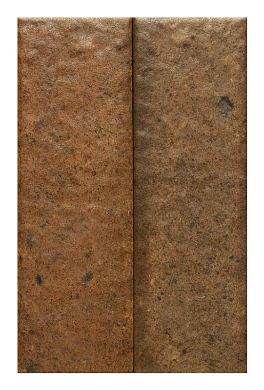 Every Brick Stone Brown Porcelain Tile 3x9